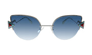 Fendi FF 0242 SCB NE Cat Eye Sunglasses