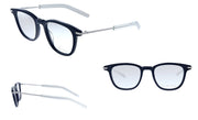 Dior CD BlackTie195 MZN Square Eyeglasses