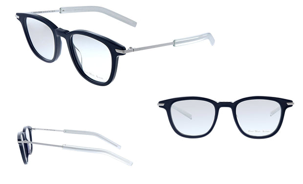 Christian Dior CD BlackTie195 MZN Square Eyeglasses