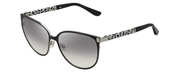 Jimmy Choo POSIE Round Sunglasses