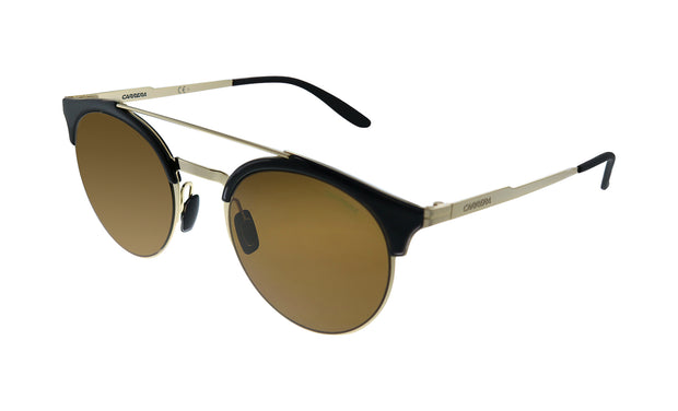 Carrera Carrera 141/S J5G Gold Round Metal Sunglasses