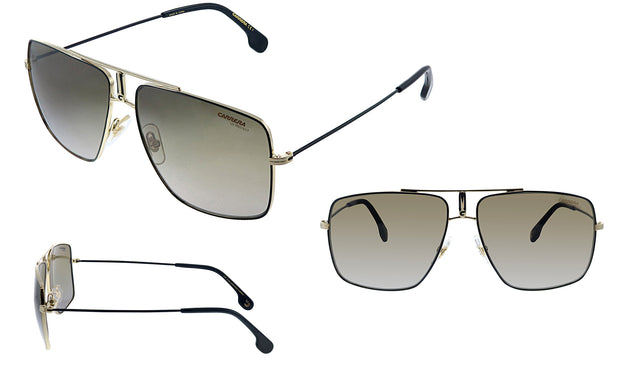 Carrera 1006 Rectangle Sunglasses