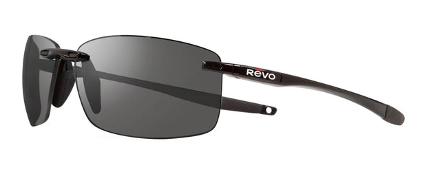 Revo RE 4059 01 GY  DESCEND N  S  Rectangle Sunglasses