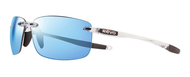 Revo RE 4059 09 BL  DESCEND N  S  Rectangle Sunglasses