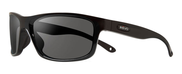 Revo RE 4071 11 GY  HARNESS  L  Wrap Sunglasses