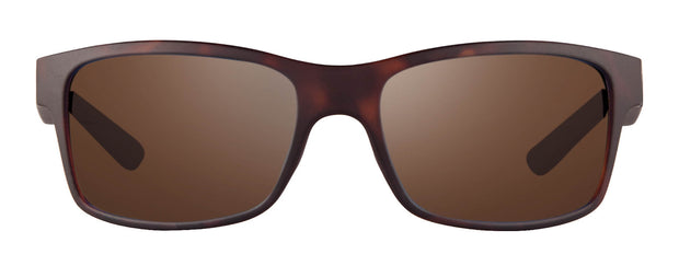 Revo RE 1027 02 BR CRAWLER S Rectangle Sunglasses