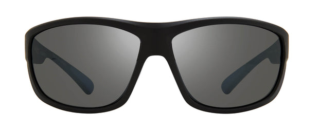 Revo RE 1092 01 GY  Caper  BL  Wrap Sunglasses