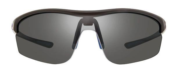 Revo RE 1074 01 GY  EDGE  L  Shield Polarized Sunglasses