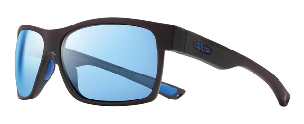 Revo RE 1097 01 BL  ESPEN  BS  Rectangle Sunglasses