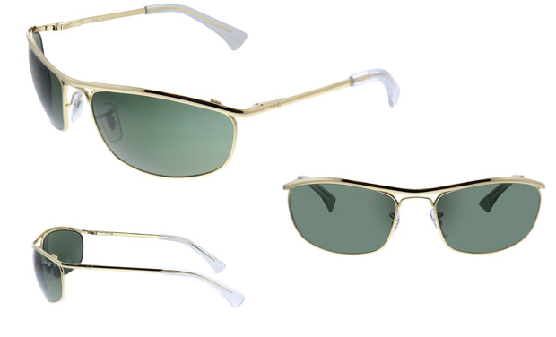 Ray-Ban RB 3119 Rectangle Sunglasses