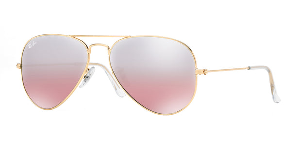 Ray-Ban 3025 58 Aviator Sunglasses