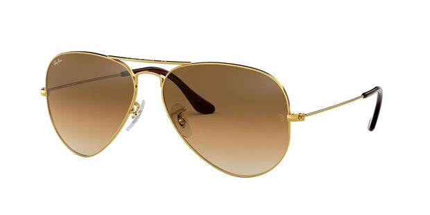 Ray-Ban RB3025 58 Aviator Sunglasses