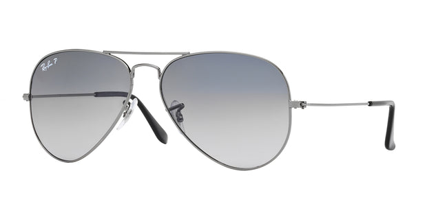 Ray-Ban 3025/58 Polarized Aviator Sunglasses