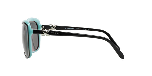 Tiffany & Co. 0TF4076 Women's Rectangle Sunglasses