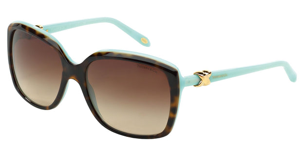 Tiffany & Co. 0TF4076 Rectangle Women's Sunglasses