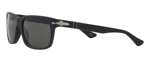 Persol 3048 Polarized Rectangle Sunglasses