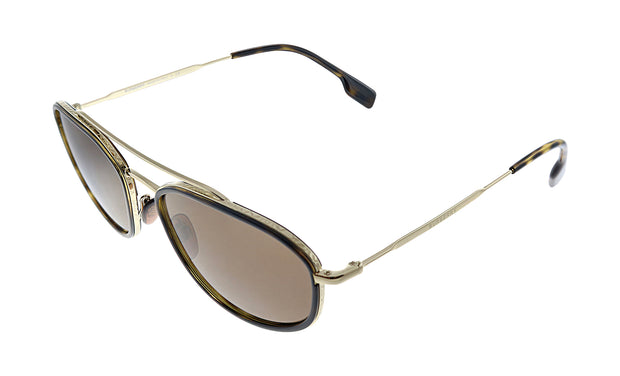 Burberry BE 3106 110973 Oval Sunglasses