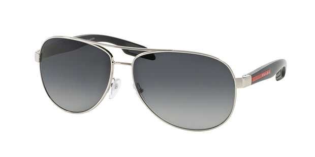 Prada Linea Rossa 53PS Aviator Sunglasses