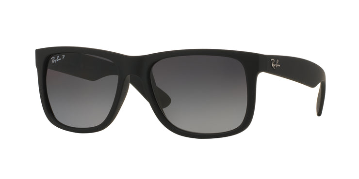 Ray-Ban 4165 Justin Polarized Wayfarer Sunglasses