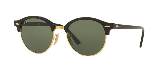 Ray-Ban 4246 Club Round Sunglasses