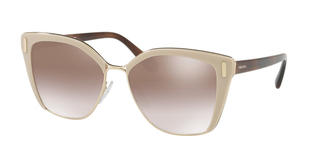 Prada 56TS Cat-Eye Sunglasses