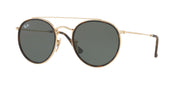 Men's ray-Ban 3647N Round Sunglasses