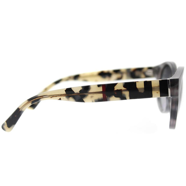 Burberry BE 4227 3670T3 Round Sunglasses