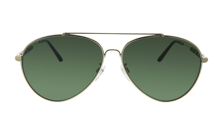 Burberry BE 3092QF 114571 Pilot Sunglasses