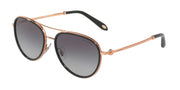 Tiffany & Co. 0TF3059 Women's Aviator Sunglasses