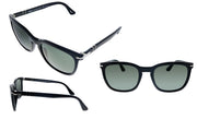 Persol PO 3193S 95/58 Rectangle Sunglasses