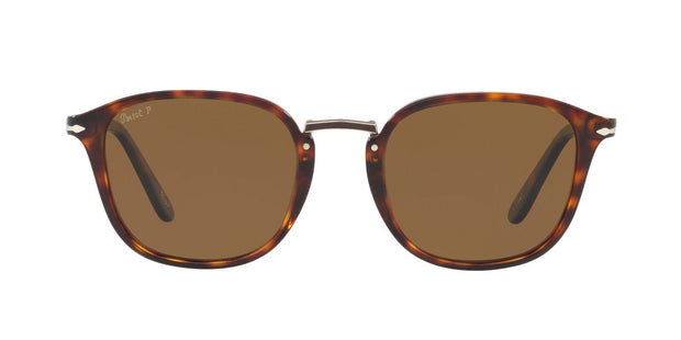 Persol 3186S Round Polarized Sunglasses