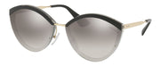 Prada 07US Cinema Collection Oval Women's Sunglasses