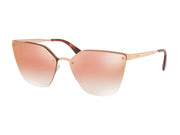 Prada Cinema 68TS Cat-Eye Sunglasses