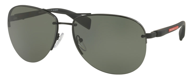 Prada linea Rossa 56MS Aviator Sunglasses