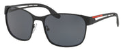 Prada LINEA ROSSA 52TS Rectangle Sunglasses