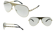 Versace VE 2189 13396G Aviator Sunglasses