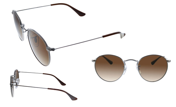 Ray-Ban Junior RJ 9547S 200/13 Oval Sunglasses