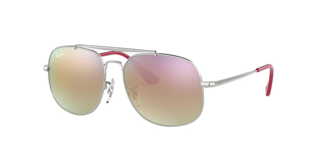 Ray-Ban Junior 0RJ9561S Rectangle Sunglasses