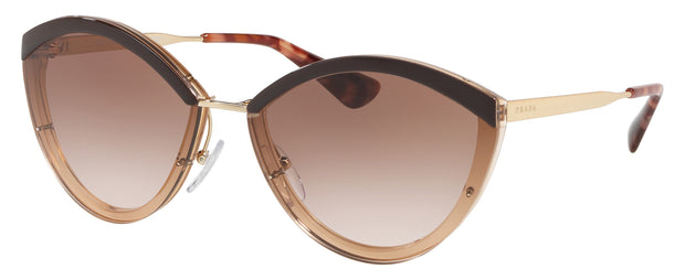 Prada 07US CINÉMA COLLECTION Oval Sunglasses