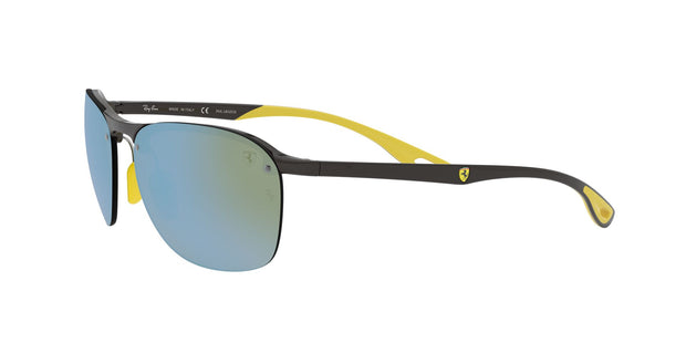 Ray-Ban Ferrari 0RB4302M Rectangle Sunglasses