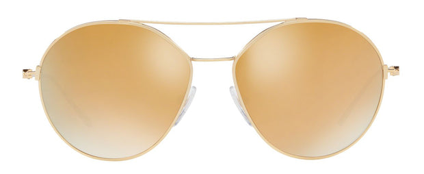 Prada 56US Round Sunglasses