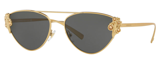 Versace VE2195B Oval Sunglasses