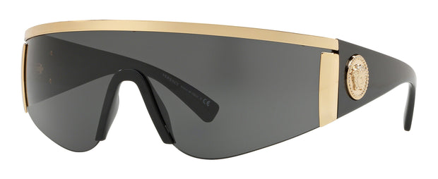 Versace VE2197 Shield Sunglasses