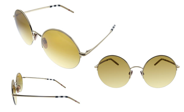 Burberry BE 3101 11452L Round Sunglasses