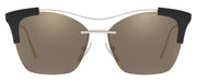 Prada 21US Cat-Eye Sunglasses
