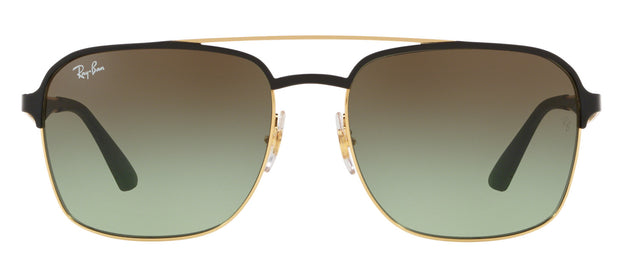 Ray-Ban 3570 Rectangle Sunglasses