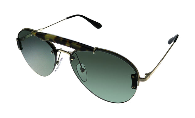 Prada 62US Aviator Sunglasses