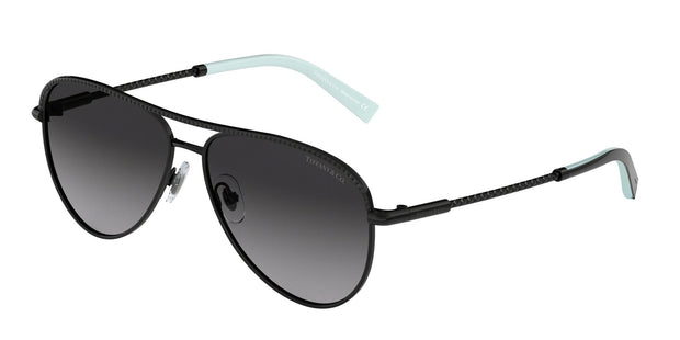 Tiffany & Co. 0TF3062 Aviator Sunglasses, Women's