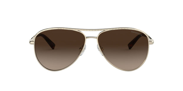 Tiffany & Co. 0TF3062 Aviator Women's Sunglasses