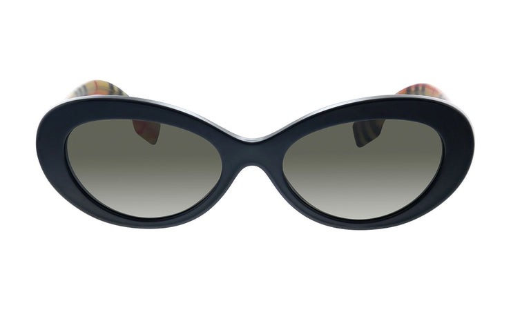 Burberry BE 4278 Oval Sunglasses